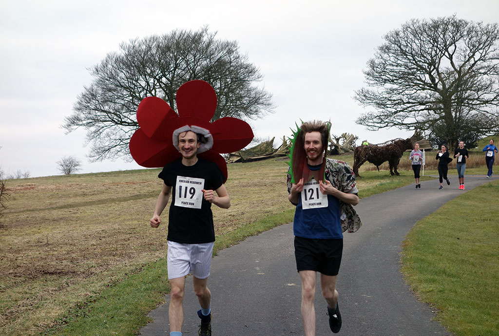 flowers-runners